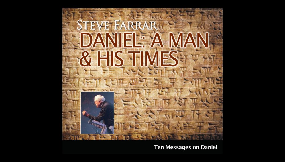 Daniel: A Man And His Times