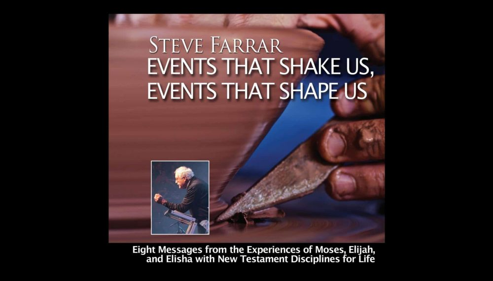 Events That Shake Us - Events That Shape Us