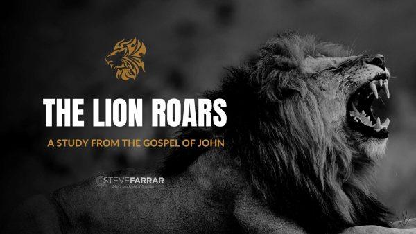 The Lion Roars